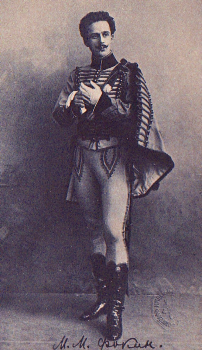 Paquita_-Lucien_d'Hervilly_-Mikhail_Fokine_-circa_1905
