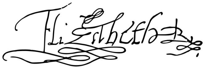 Autograph_of_Elizabeth_I_of_England