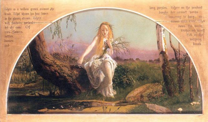 Arthur_Hughes_-_Ophelia_(First_Version)