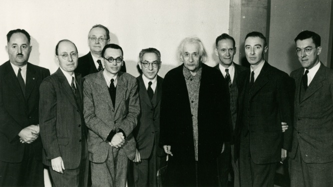 Einstein-70-birthday
